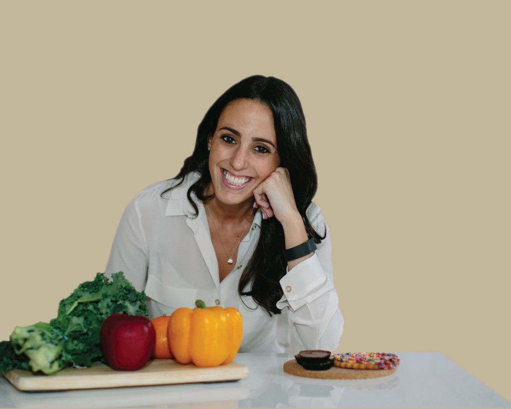 Sammi Haber, MS, RD, CDN, of Nutrition Works