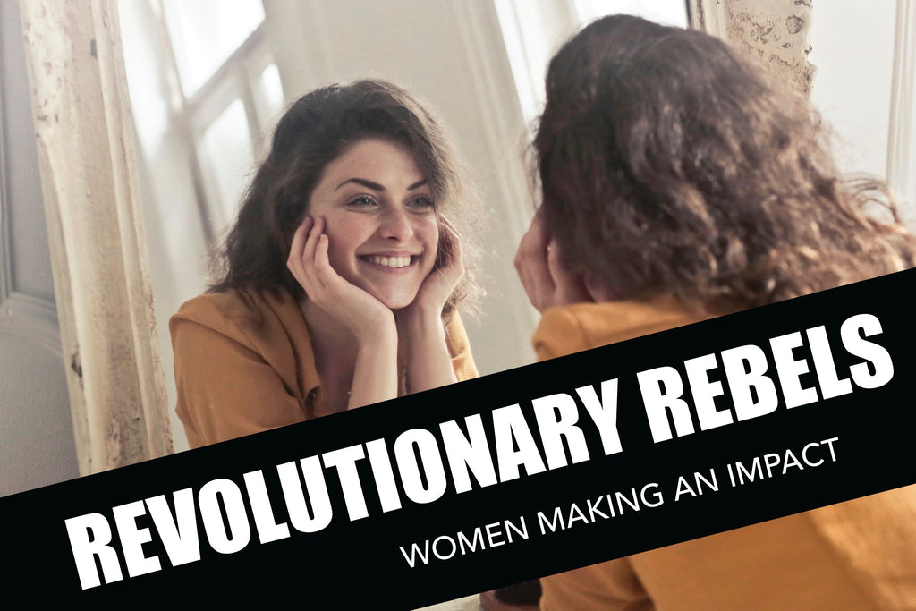 ARE YOU A REVOLUTIONARY REBEL?