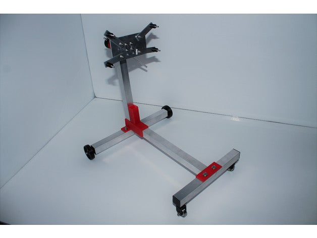 Engine Stand Model - Hardware Kit