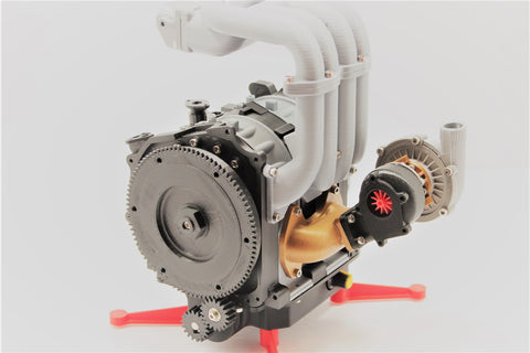 Rotary Engine Model - Hardware Kit
