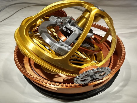 Twin Turbo Furious Tourbillon - Hardware Kit