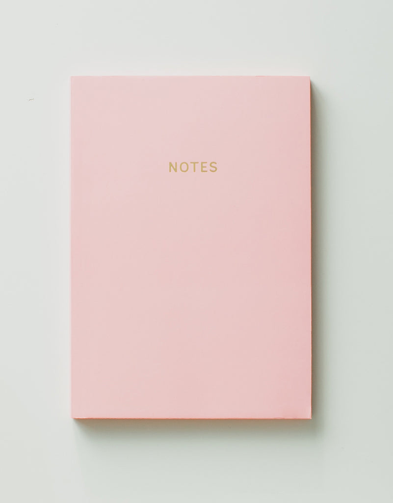 Blush Notebook A5