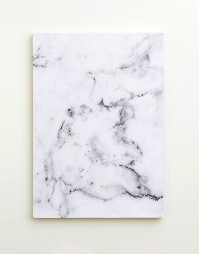 Marble Notepad A5