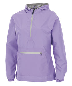 Women's Chatham Anorak Solid - Lilac - Ciao Bella Boutique