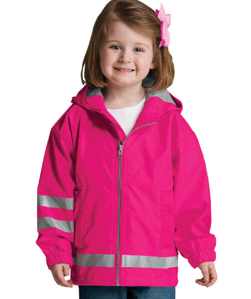 Toddler New Englander - Hot Pink - Ciao Bella Boutique
