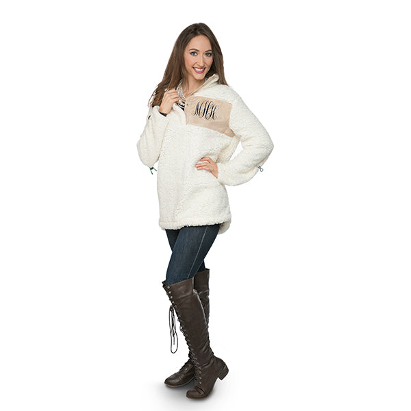 Sherpa Pullovers - Ivory  (2017) - Ciao Bella Boutique