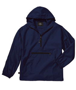 Youth Pack-N-Go Pullover - Navy - Ciao Bella Boutique