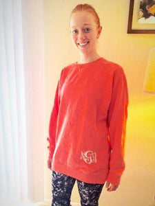 Oversized Comfort Colors Sweatshirts - Ciao Bella Boutique