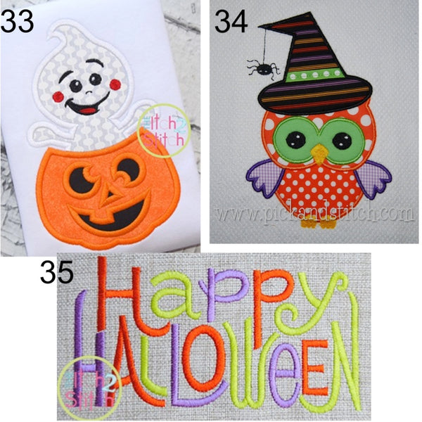 Green/Orange Halloween Bucket - Ciao Bella Boutique