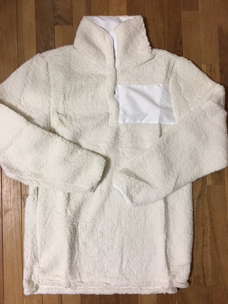 Sherpa Pullovers - Ivory(2016) - Ciao Bella Boutique