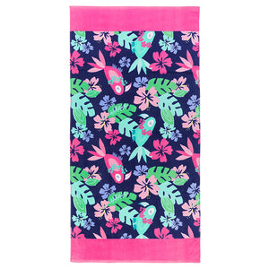 Tropi-Cool Beach Towel - Ciao Bella Boutique