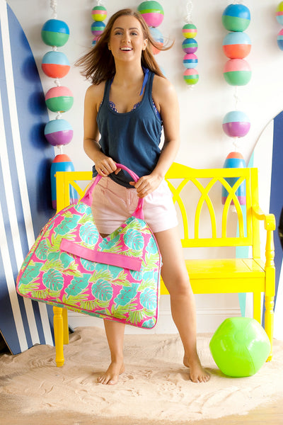 Tidelines Beach Bag - Ciao Bella Boutique
