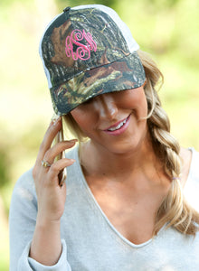 Trucker Hat - Woods - Ciao Bella Boutique