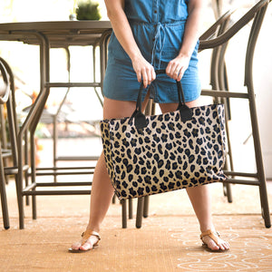 Wild Side Tote - Ciao Bella Boutique