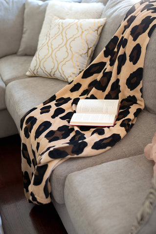 Wild Side Blanket - Ciao Bella Boutique