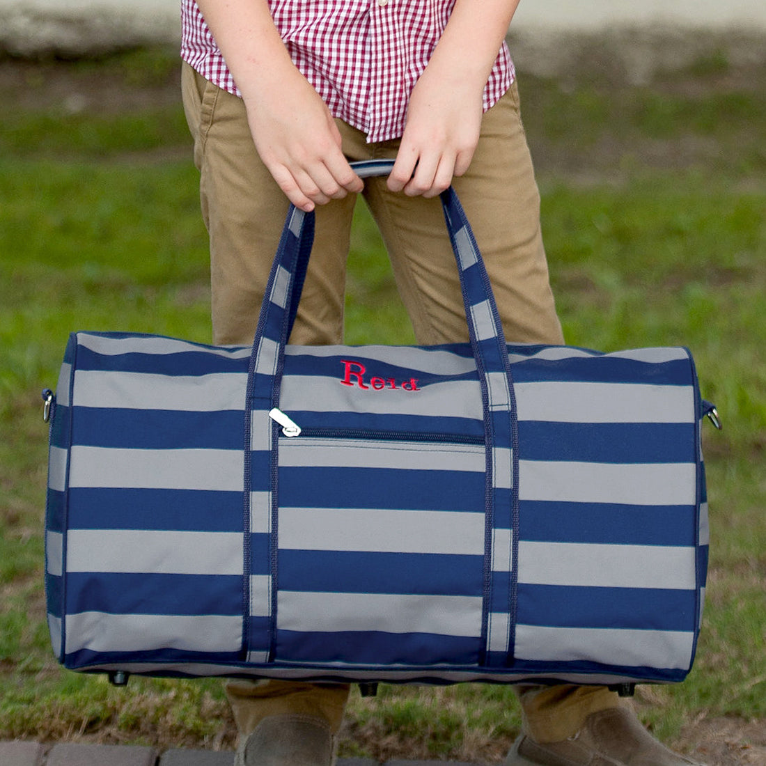 Greyson Duffle Bag - Ciao Bella Boutique