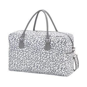 Smokey Leopard Travel Bag - Ciao Bella Boutique