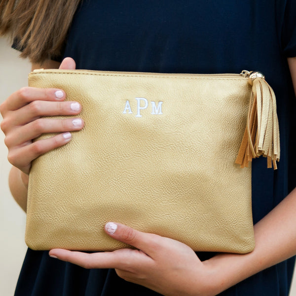 Kendall Purse - Gold - Ciao Bella Boutique