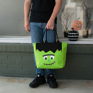 Frankenstein Halloween Tote - Ciao Bella Boutique