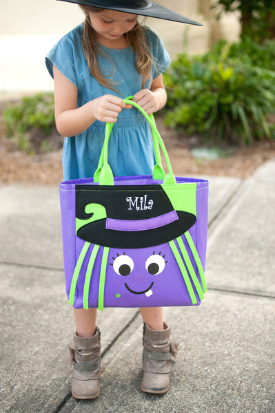 Wanda the Witch Character Tote - Ciao Bella Boutique