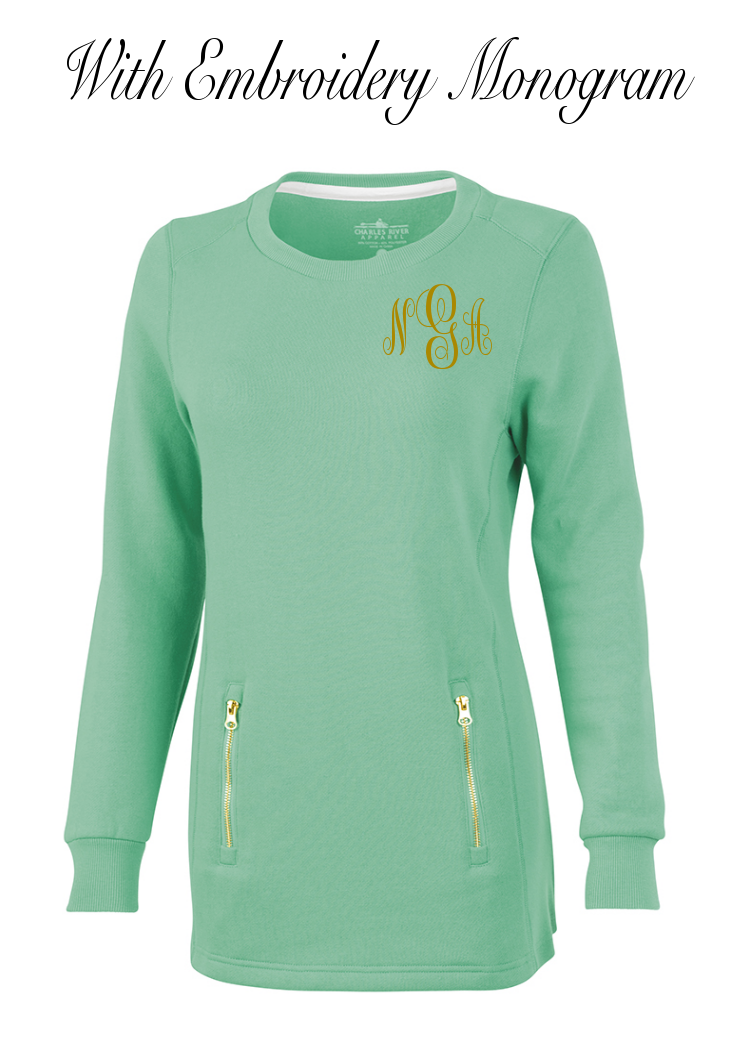 Women's North Hampton Sweatshirt - Ciao Bella Boutique