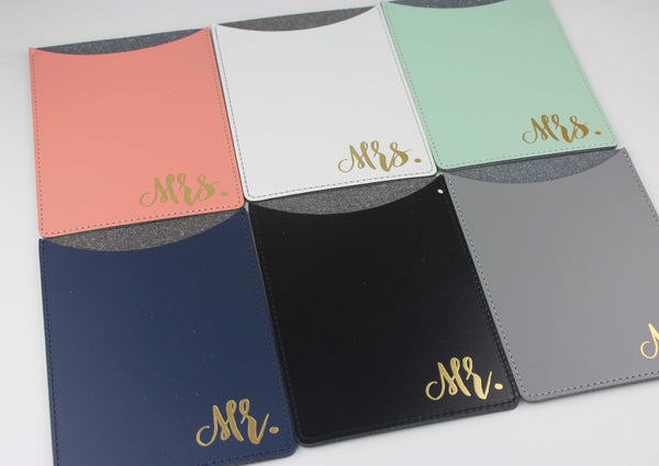 Mr. & Mrs. Passport Holders - Ciao Bella Boutique
