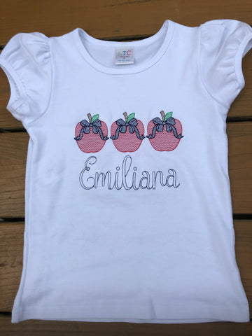 Vintage Apple Shirt - Ciao Bella Boutique
