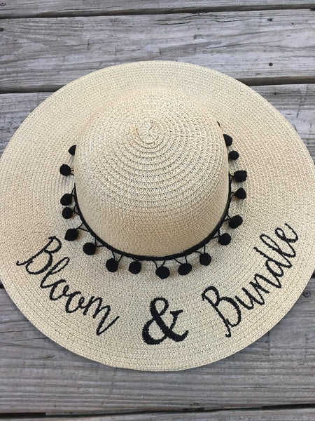 Customize Your Own Floppy Hat - Ciao Bella Boutique