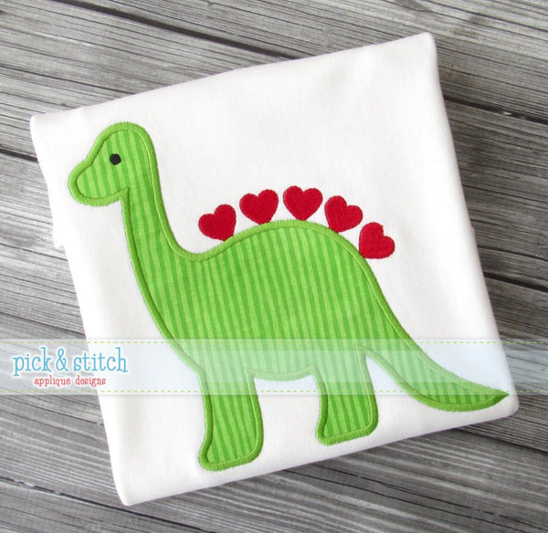 Dino Heart Shirt - Ciao Bella Boutique