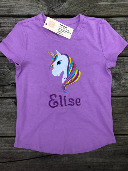 Unicorn Shirt - Ciao Bella Boutique