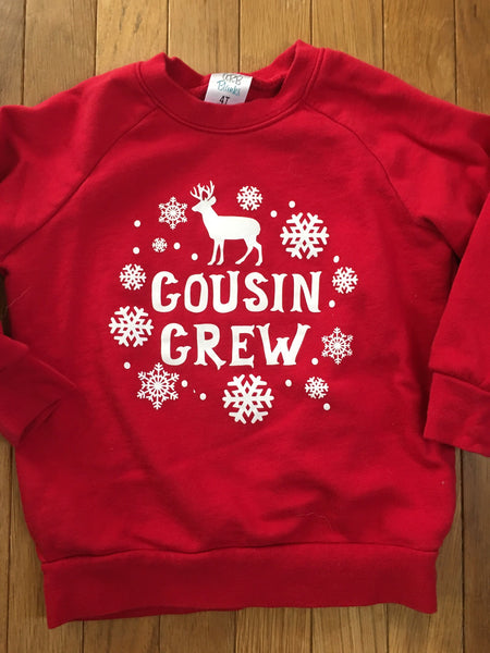 Winter Cousin Crew - Ciao Bella Boutique