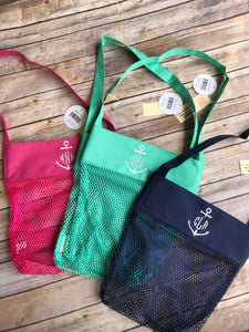 Mesh Totes - 3 Colors - Ciao Bella Boutique