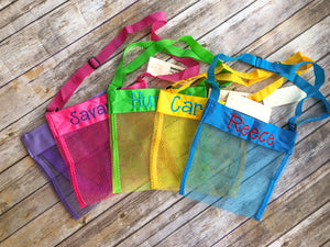Seashell Totes - 5 Colors - Ciao Bella Boutique