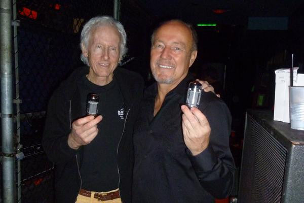 Meeting The Doors' Lead Guitarist Robby Krieger
