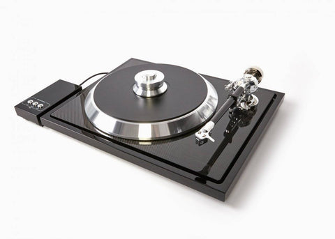 EAT C-Sharp Turntable w/ Ortofon Quintet Black & FREE Okki Nokki Record Cleaning Machine