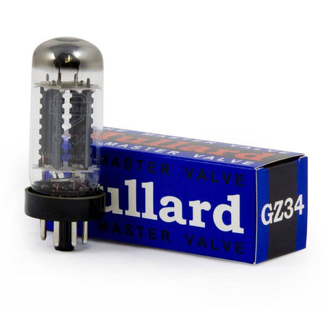 Mullard New Production GZ34 / 5AR4 Rectifier