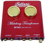 Bellari MT502 Moving Coil Step-up Transformer