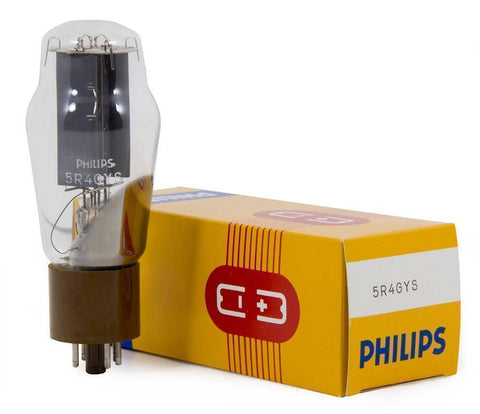 Philips 5R4GYS Made in Holland