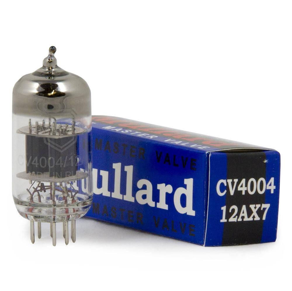 Mullard New Production CV4004 / 12AX7