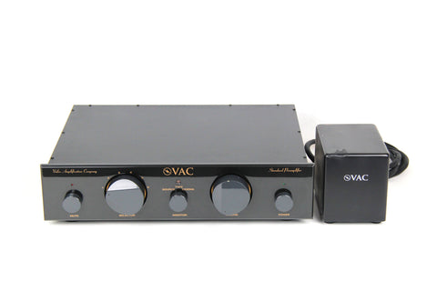 VAC Standard Preamplifier w/ MM Phonostage (USED)