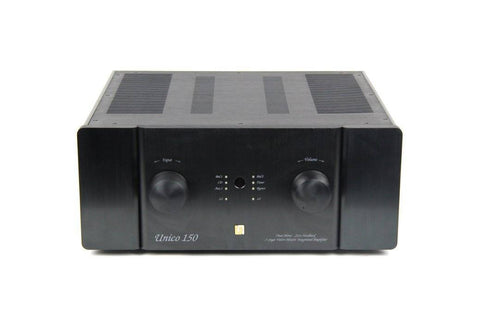Unison Research Unico 150 Hybrid Integrated Amplifier, Black (USED)