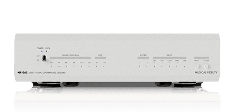 Musical Fidelity MX-DAC Upsampling DSD DAC (BLEMISHED)