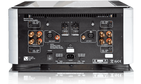 ps audio bhk signature 250 stereo amplifier upscale audio