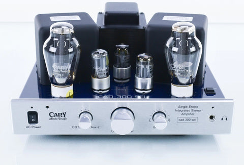 Cary Audio CAD 300SEI Formula One Edition