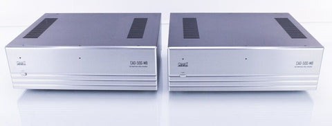 Cary Audio CAD 500MB Monoblock Power Amplifiers