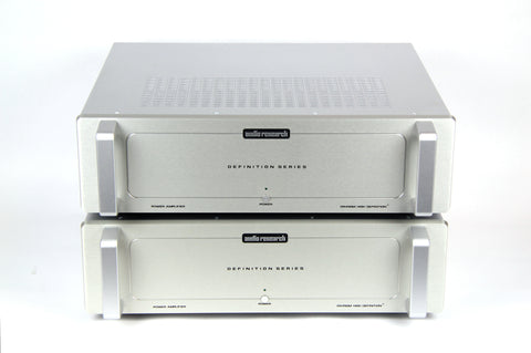 Audio Research DS450M Monoblock Amplifiers (USED)