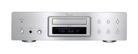 Vincent CD-S1.2 Tube Hybrid CD Player