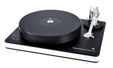 Clearaudio Performance DC with Verify Tonearm