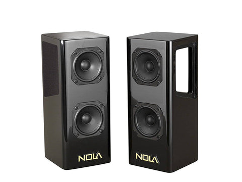 Nola Brio Quatro Two Satellite / Two Subwoofer Loudspeaker System