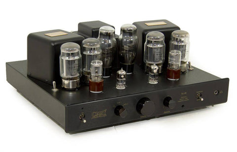 Cary Audio SLI 80 Signature with Factory Upgraded Jenses Caps - USED